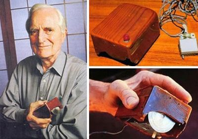 Douglas Engelbart - father of mouse
